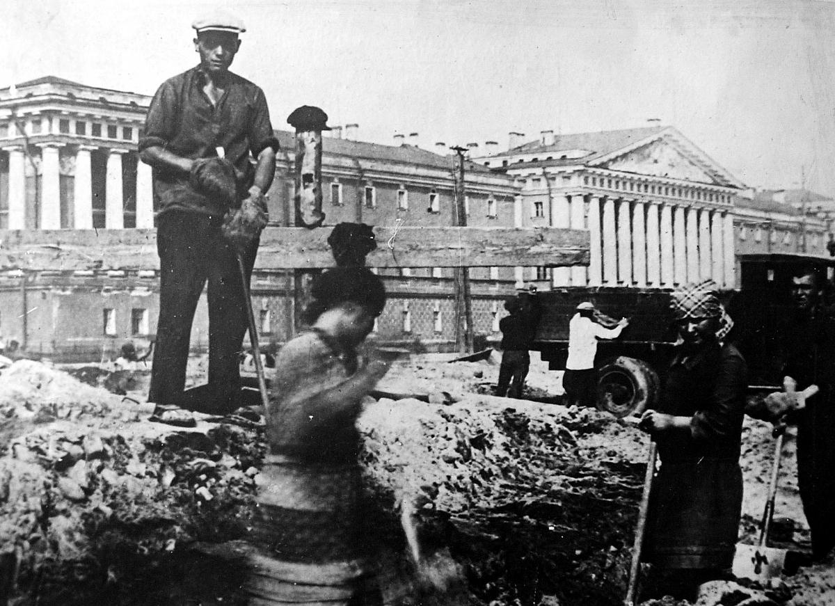 """Северо-Западное АГП (АО """"Аэрогеодезия"""") в годы войны"""